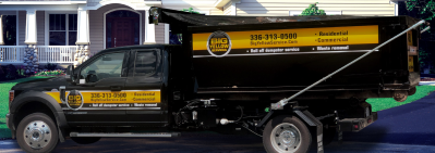 Big Yellow Services Roll-Off Dumpster Remtal